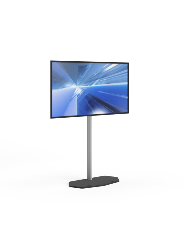 Led screen 65 inch including design stand