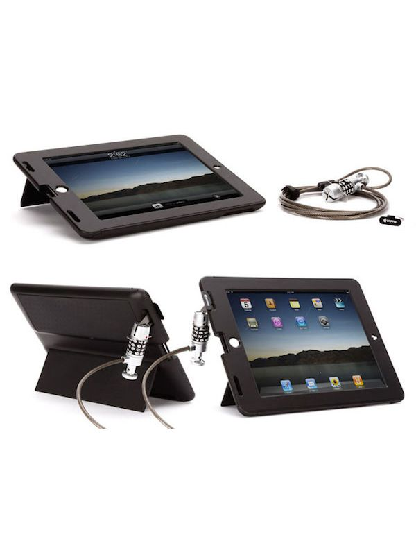 Apple iPad 9.7 inch + cover + security cable