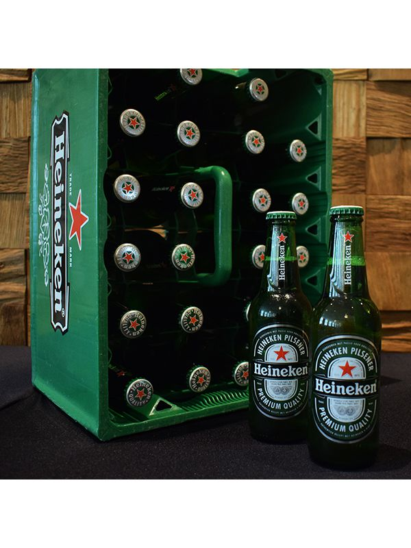 Box Heineken beer