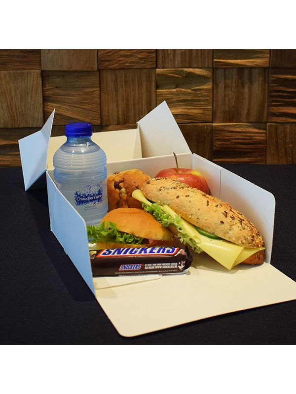 Premium Lunch Package