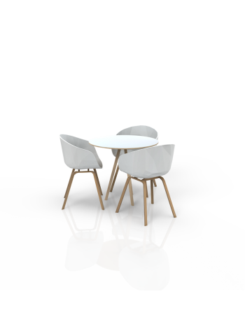 FB-LL-P14 - Furniture Package Low White