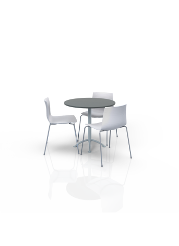 FB-ML-P11 - Furniture Package Low White/Grey