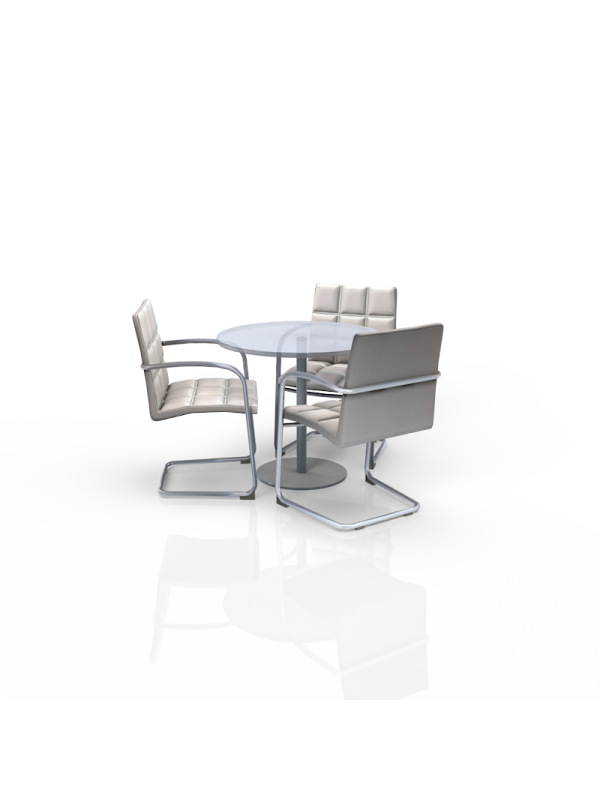 FB-LL-P16 - Furniture Package Low White