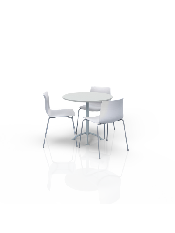 FB-ML-P5 - Furniture Package Low White